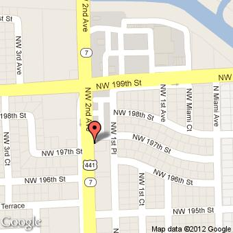19695 NW 2nd Ave Miami, FL 33169
